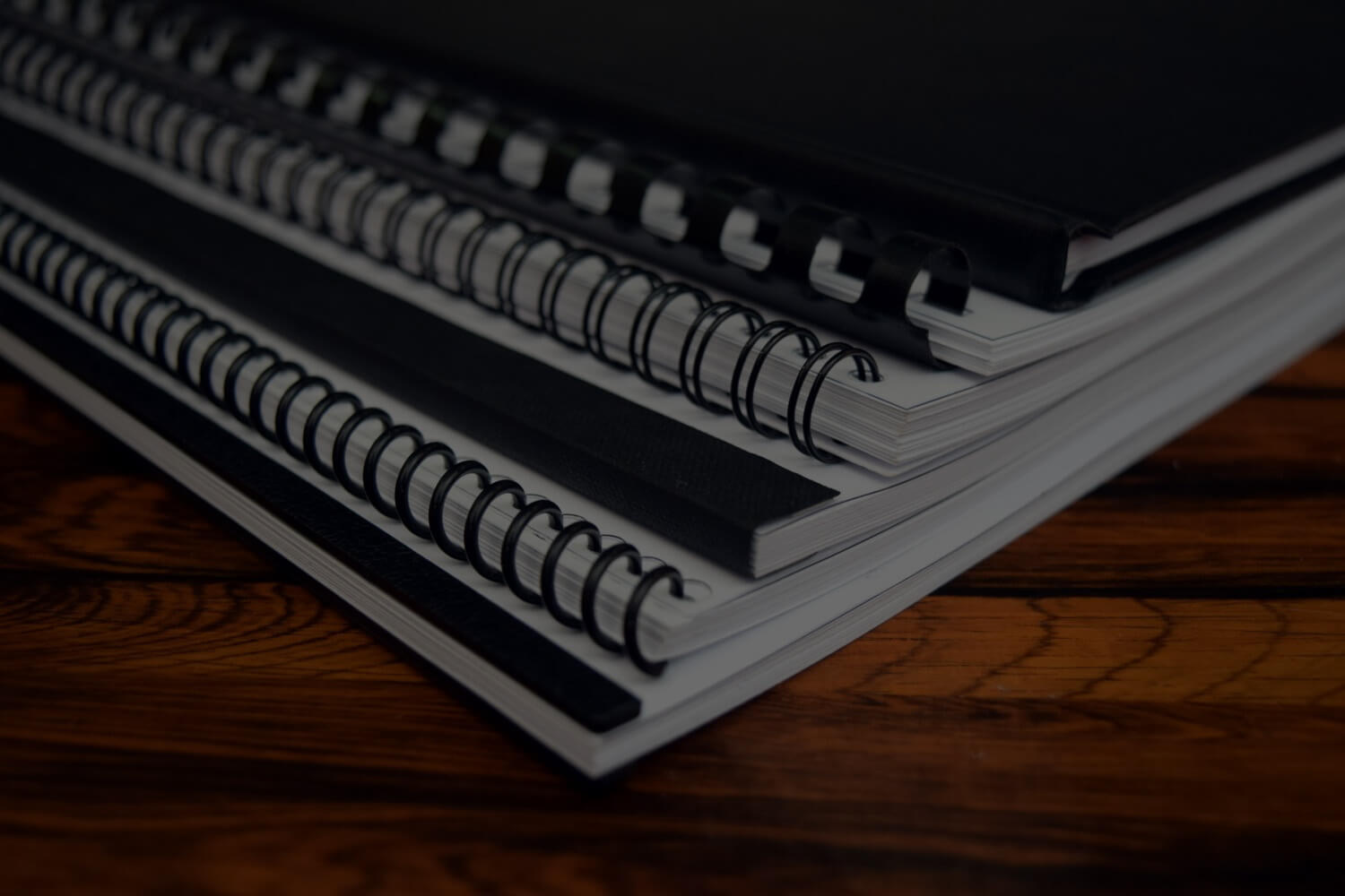 Home - image slider-bookbinding-spiral2 on http://corporateprinters.com.au